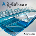 autocad plant 3d 2019 badge