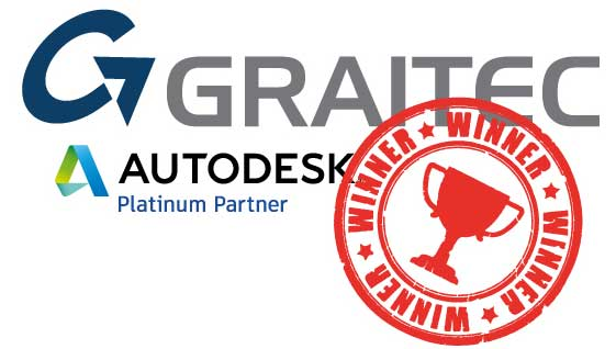 graitec vitaz autodesk awards 2020