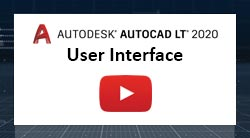 AutoCAD LT User Interface CZ