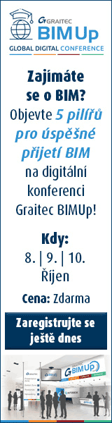 BIMUp Global Digital Conference Side Banner CZ opt